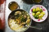 Bún măng vịt - món ăn đêm cho du khách ở Sài Gòn
