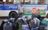 Bắt vụ vận chuyển 8.370 gói thuốc lá lậu