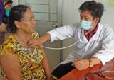 Tân Hưng: Ngày hội thầy thuốc trẻ làm theo lời Bác, vì sức khỏe cộng đồng