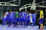 Thái Sơn Nam vô địch trước hai vòng đấu