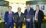 PVN và các tập đoàn dầu khí Nga ký thỏa thuận mở rộng hợp tác