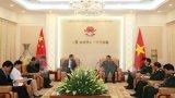 Bộ trưởng Bộ Quốc phòng Ngô Xuân Lịch tiếp Đại sứ các nước