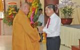 Lãnh đạo tỉnh Long An tham dự Đại lễ Phật đản Phật lịch 2560