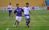 Samson ghi bàn, Hà Nội T&T đại thắng QNK Quảng Nam
