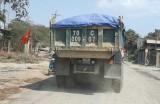 Đức Hòa: Vận động doanh nghiệp cam kết sửa chữa đường