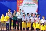 Huyện đoàn Cần Giuộc: Hướng đến tương lai bằng công tác giáo dục