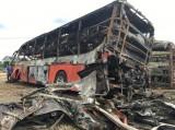 Xác định được 6 nạn nhân chết trong tai nạn tại Bình Thuận