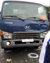 Bạc Liêu: Va chạm với ôtô tải, 2 người thương vong