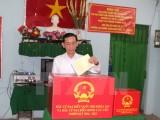Nhiều địa phương tổ chức bầu cử thêm đại biểu Quốc hội, HĐND
