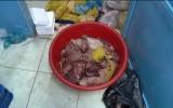 TPHCM: Phát hiện cơ sở biến thịt heo thành thịt đà điểu, nai