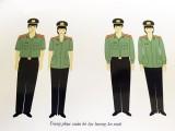 Trang phục công an nhân dân: Thống nhất sử dụng mẫu cải tiến