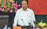 Thủ tướng: Chú trọng tam giác phát triển kinh tế - xã hội - môi trường