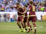 Phung phí cơ hội, Uruguay thua sốc Venezuela