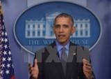 Tổng thống Obama lên án vụ xả súng đẫm máu nhất lịch sử nước Mỹ