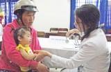 Bệnh viện Đại học Y Dược TP.HCM khám sàng lọc tim bẩm sinh cho trẻ em