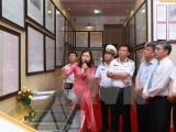 Triển lãm về Hoàng Sa, Trường Sa tại Bộ Tư lệnh vùng I Hải quân