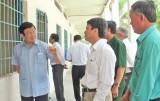 Nguyên Chủ tịch nước Trương Tấn Sang vận động xây mới phòng học Trường tiểu học Nguyễn Thị Hạnh