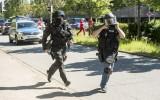 Xả súng tại rạp chiếu phim ở Đức: 25 người bị thương