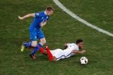 Iceland hiên ngang vào tứ kết khi quật ngã gã khổng lồ Anh