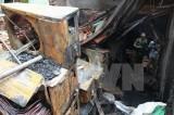 Vụ cháy khiến 4 người trong gia đình tử vong có thể do chập điện