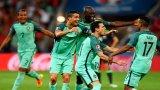 Bồ Đào Nha vào chung kết Euro 2016