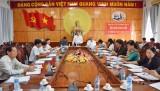 Đảng bộ Văn phòng Tỉnh ủy sơ kết 6 tháng đầu năm 2016