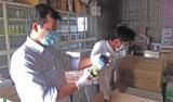 Tân Hưng: Kiểm tra đánh giá, xếp loại đại lý vật tư nông nghiệp