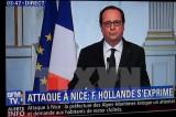 Tổng thống Pháp tuyên bố vụ tấn công ở Nice là hành động khủng bố