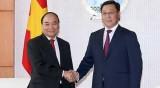 Thủ tướng kết thúc tốt đẹp chuyến thăm Mông Cổ và dự Hội nghị ASEM 11
