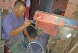 Người chế tạo máy phân loại chanh