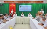 Hội Người cao tuổi tỉnh Long An thực hiện tốt công tác chăm sóc người cao tuổi