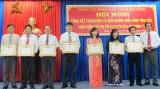 Đảng ủy Khối các cơ quan tỉnh Long An khen thưởng 69 tập thể, cá nhân Học tập và làm theo tấm gương đạo đức Hồ Chí Minh