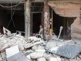 SOHR: Gần 60 dân thường thiệt mạng trong cuộc không kích ở Syria