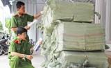 Long An: Bắt giữ trên 1.000 vụ buôn lậu