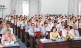Ngày làm việc thứ hai, kỳ họp thứ hai HĐND tỉnh Long An khóa IX: Thông qua 8 nghị quyết