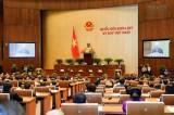 Báo cáo Quốc hội danh sách 34 cấp Phó vừa được phê chuẩn