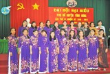 Vĩnh Hưng tổ chức Đại hội đại biểu phụ nữ lần thứ IX (nhiệm kỳ 2016-2021)
