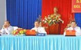 HĐND huyện Cần Giuộc khóa XI tổ chức kỳ họp thứ 2