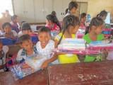 Bình Đức - Bến Lức: Họp mặt học sinh nghèo