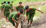 Tuổi trẻ Công an Long An xung kích, sáng tạo, xây dựng bảo vệ Tổ quốc