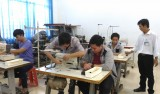 Hiệu quả thiết thực từ đào tạo nghề cho lao động nông thôn ở Đức Hòa