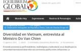 Argentina ca ngợi chính sách của Việt Nam với cộng đồng thiểu số