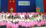 Vĩnh Hưng chú trọng công tác bảo vệ, chăm sóc trẻ em