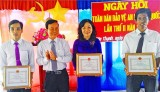 Trường THPT Tân Thạnh tổ chức ngày hội Toàn dân bảo vệ ANTQ