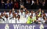 Real Madrid giành Siêu cúp châu Âu sau 120 phút nghẹt thở