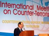 Khai mạc các hội nghị quốc tế chống khủng bố ở Indonesia