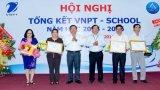VNPT Long An tổng kết Chương trình VNPT-School năm học 2015-2016
