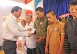 Đức Hòa: Vận động gần 18 tỷ đồng hoạt động chăm lo nạn nhân chất độc da cam