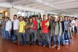 Indonesia trả tự do cho 49 ngư dân Việt Nam đánh bắt cá trái phép