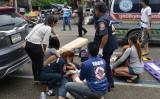 Nghi phạm đầu tiên trong loạt vụ đánh bom ở Thái Lan bị bắt giữ